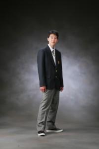 Y様の入学写真