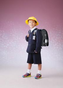 K様の入学写真