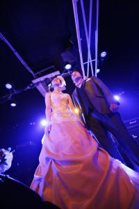 u様の結婚写真