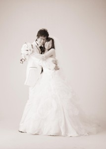 A様の結婚写真