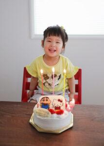 N様のお誕生日写真1