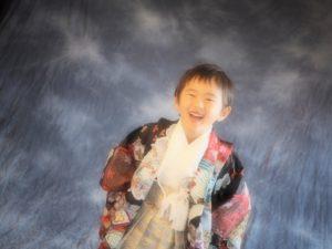 徳島で七五三撮影Ko様のサンプルフォト