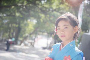 徳島で七五三撮影Ku様のサンプルフォト2