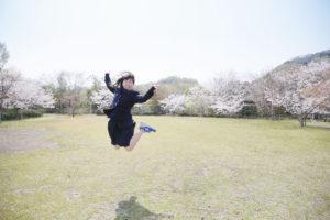 T様の入学記念写真1