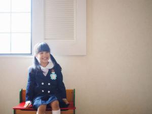 A様の入学記念写真2