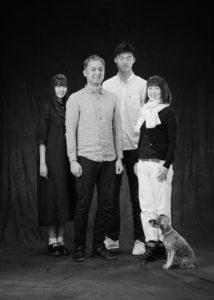 N様の家族写真
