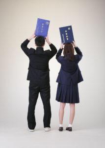 K様の卒業記念写真1