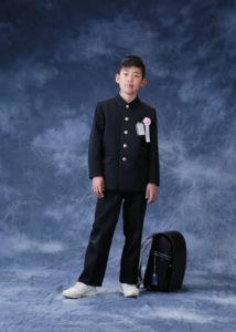 K様の入学写真2