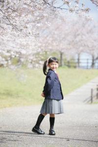 Mi様の入学記念写真