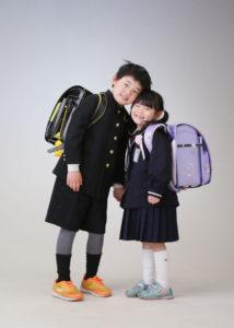 OG様の入学記念写真