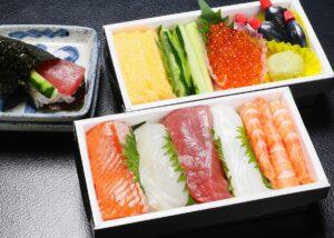 日本料理のテイクアウトメニュー写真7