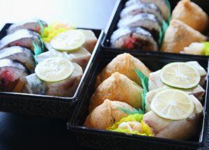 日本料理のテイクアウトメニュー写真5