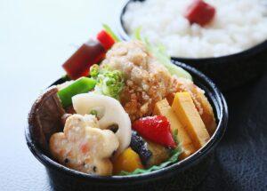 日本料理のテイクアウトメニュー写真4