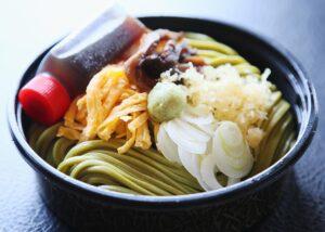日本料理のテイクアウトメニュー写真3