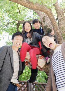 毎年楽しいK様の家族写真